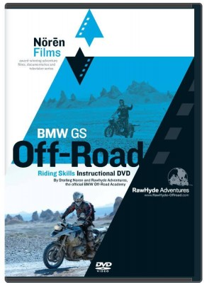 BMWGS Skills DVD front