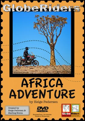 Africa DVD front