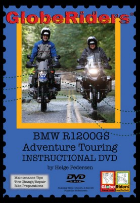 1200GS DVD front