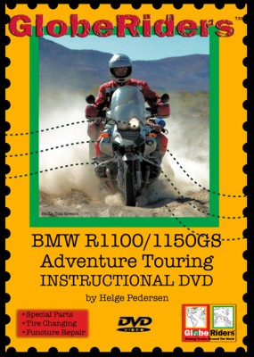 1100GS DVD front